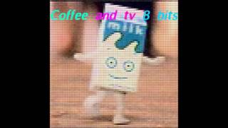 Coffee and TV 8 Bits