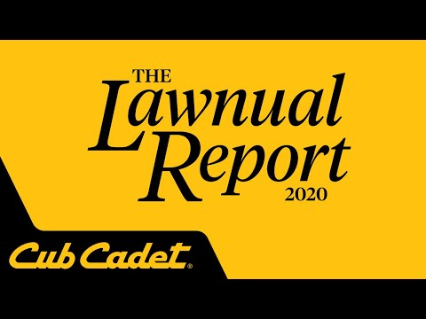 Welcome to The Lawnual Report 2020. Our year long quest to better understand the mowers behind the mowers. There are fewer spaces more sacred to Americans than the yard. And while Cub Cadet is an expert in grass, we wanted to get a deeper understanding of homeowners' relationship with their lawns. So we did what any self-respecting outdoor power equipment company would do: set up a nationwide study to learn our country's true feelings toward our grass-covered plots.