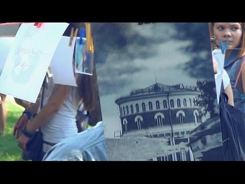 [3D] Фотопроект 'Сушка'. г.Оренбург, Август 2014