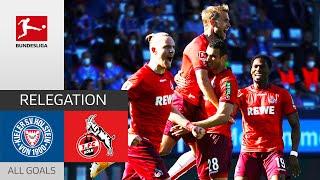 Cologne Goal Fest secures BL spot! | Kiel - 1.FC Köln | 1-5 | All Goals | Relegation – 2020/21