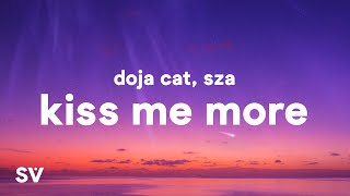 Doja Cat - Kiss Me More (Lyrics) ft. SZA