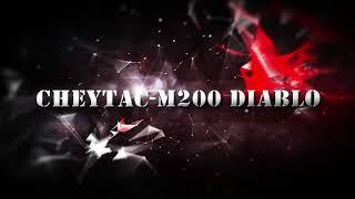 Phục Kích Official  Cheytac - M200 Diablo
