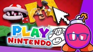 The Weird World of Play Nintendo