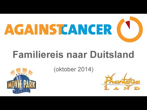 Against Cancer : Familiereis naar Duitsland (oktober 2014)
