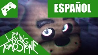 Five Nights at Freddy's 3 Song - Die In A Fire - TLT - Canción En Español (Talín Aqua Cover)
