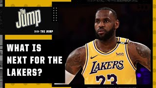 What are the Lakers' next moves in free agency?   The Jump