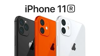 iPHONE 11r (2019) y iPHONE 11 - ¡WOW!
