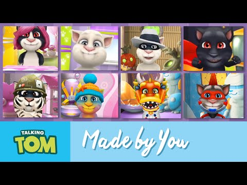 Videos YOU've Created - Talking Tom's User Videos Total Mashup