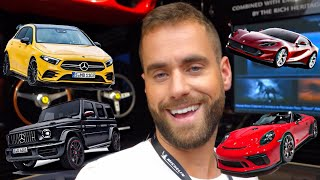 WHAT CARS DID I ORDER FROM THE PARIS MOTORSHOW? Ft. Shmee