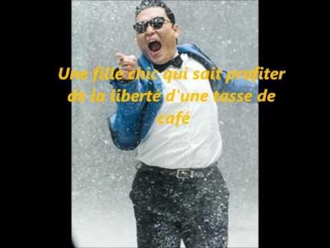 Gangnam Style (Traduction FR)