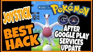 How to get JOYSTICK in Pokemon go after Google play services update