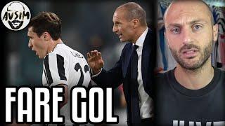 Basta corto muso: la Juve deve fare gol ||| Avsim Zoom