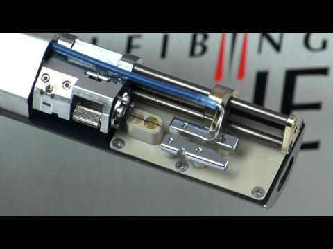 I.D. Systems - Leibinger Ink Jet 3 Printer