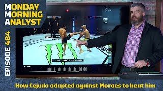 How Henry Cejudo Adapted Against Marlon Moraes to Beat Him | Monday Morning Analyst #484