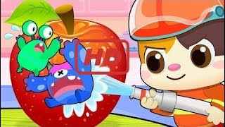 Baby - Rainbow Fruits - Colors Song | Ice Cream, Vending Machine | Nursery Rhymes | Kids S  ep 1259