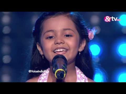Ayat Shaikh - Blind Audition - Episode 1 - July 23, 2016 - The Voice India Kids