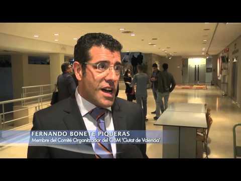 REPORTAJE SORTEO DEL CERTAMEN CIBM 'Ciudad de Valencia' 2016