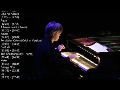 The Best of Ryuichi Sakamoto (1 hour Relaxing Music)