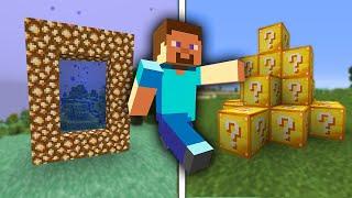 Revisiting Historic Minecraft Mods