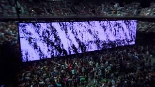 U2 - 2018 - Intro & Love Is All (HD) Mohegan Sun, Uncasville CT 07-03-2018