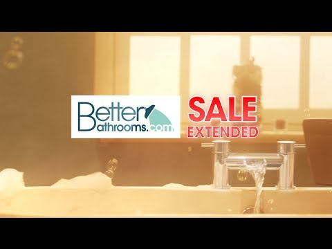 Better Bathrooms Sale Extended - Advert 2014