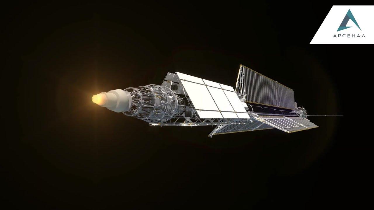 Россия начала сборку ядерного планетолета