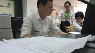 Thái độ làm việc của Vietcombank 52 Hồ Tùng Mậu