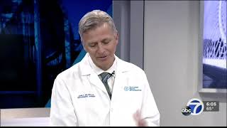 Dr. Belzer on Kevin Durant's Injury and Recovery - ABC7 News