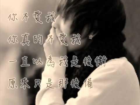 你不愛我-康晉榮