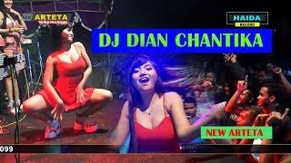 DJ DIAN CHANTIKA (Cedut Cenut)// NEW ARTETA