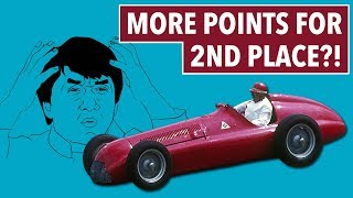 8 Reasons Why F1 Was Weird In The 1950s