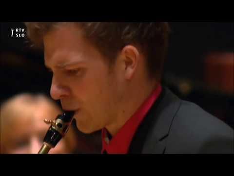 JAN GRICAR - Henri Tomasi: Concerto pour alto saxophone et orchestra
