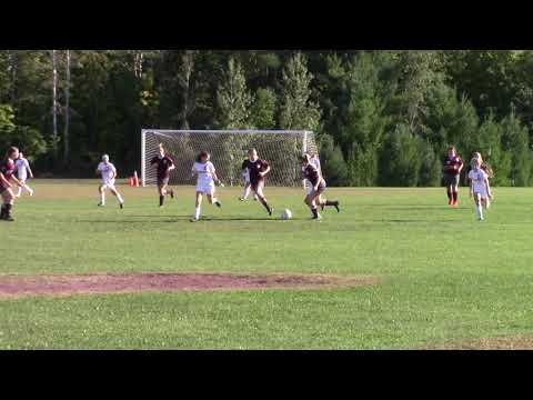 NCCS - Saranac Modified Girls  9-16-21