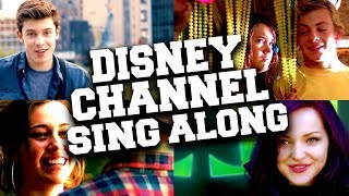 Best Disney Channel Songs - Try Not To Sing Along Challenge