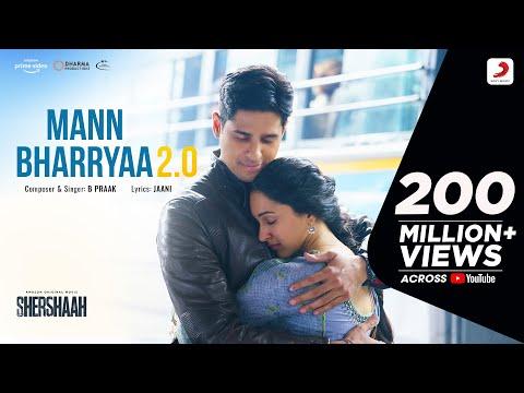 Mann Bharryaa 2.0 song from Shershaah ft. Sidharth Malhotra, Kiara Advani