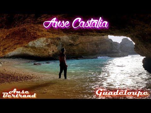 Anse Castalia Cove - Anse-Bertrand - Guadeloupe