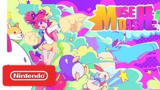 Muse Dash - Announcement Trailer - Nintendo Switch