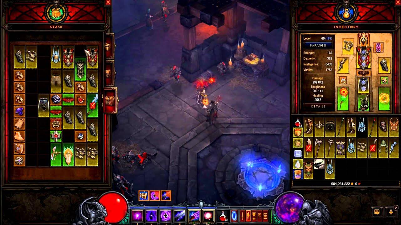 diablo 3 inventory screenshot ile ilgili görsel sonucu