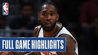 TRAIL BLAZERS at NUGGETS | Nuggets Hold On Late At Home | 2019 NBA Preseason