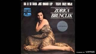 Zorica Brunclik - Tecite suze moje - (Audio 1979)