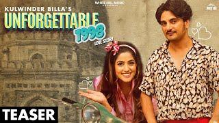 Unforgettable 1998 Love Story – Kulwinder Billa Ft Aditi Aarya Video HD