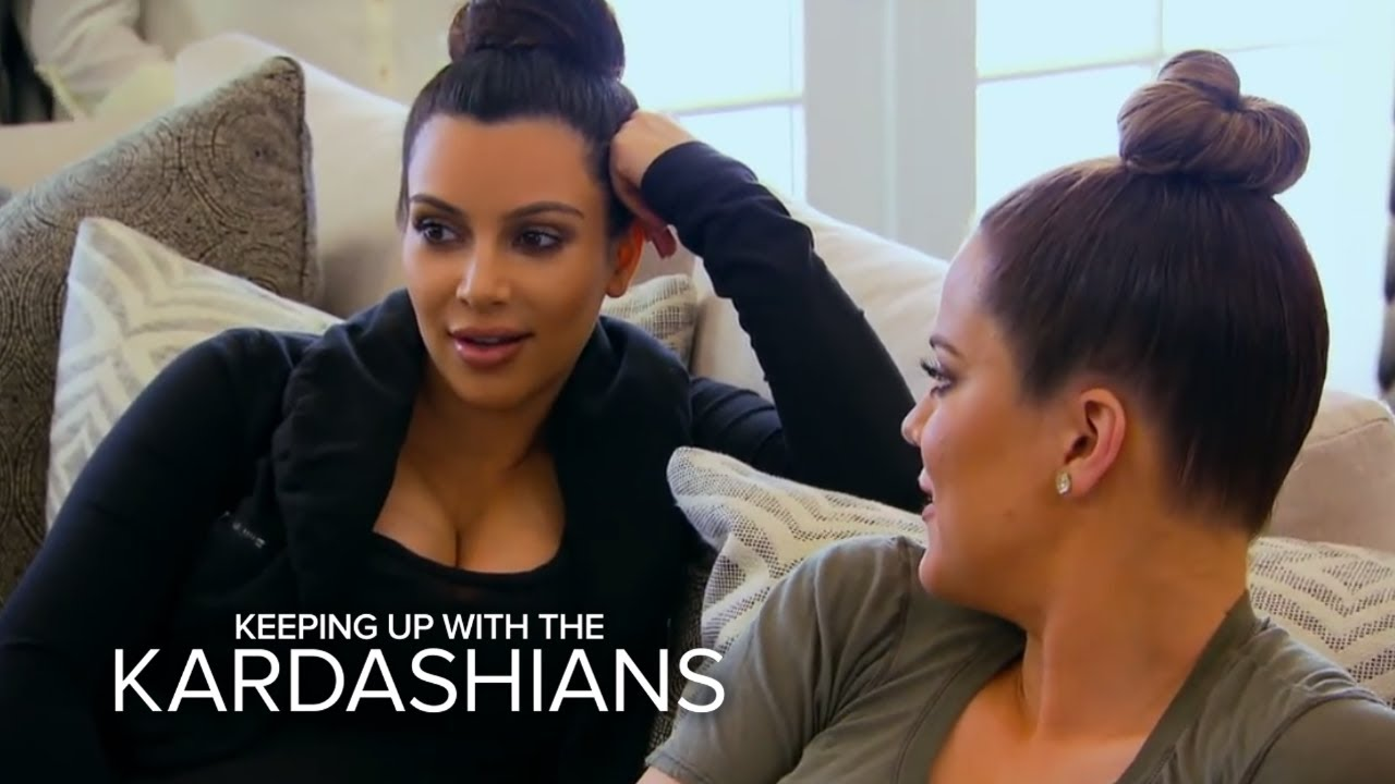 Is Kim Kardashian Losing Her Cool? | Keeping Up With the ...