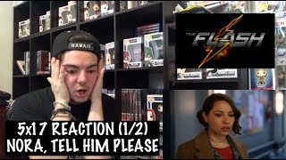 THE FLASH - 5x17 'TIME BOMB' REACTION (1/2)