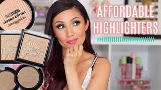 $10 and Under Drugstore Highlighters