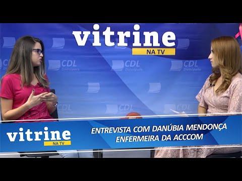 Imagem Outubro Rosa - VITRINE NA TV 16/10/2018
