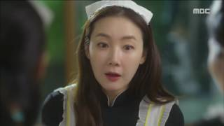 [Woman with a Suitcase] 캐리어를 끄는 여자 ep.10 This time, Choi Ji-woo changed into a maid! 20161031