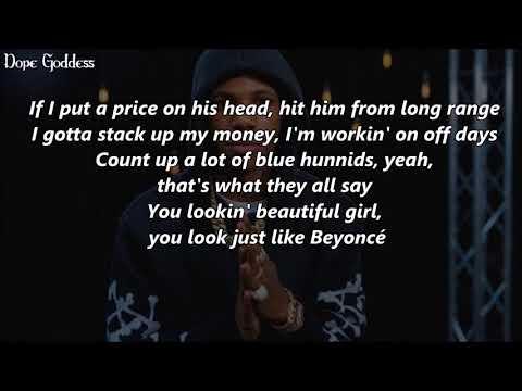 A Boogie Wit Da Hoodie - Blunt (Lyrics)