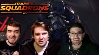 "Star Wars: Squadrons – ""Hunted"" CG Short REACTION"