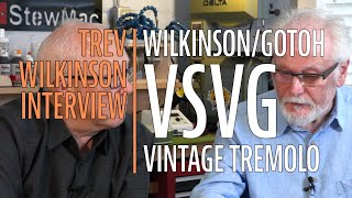 Watch the Trade Secrets Video, Trevor Wilkinson's VSVG Vintage Strat-Style Bridge