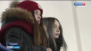 В Тюкалинске стартовал финальный этап первенства Омской области по хоккею среди дворовых команд